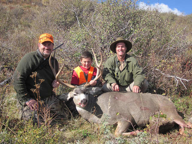 Willow Creek Ranch Deer and Elk Hunting in Idaho - Semi