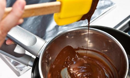Experimentar chocolate