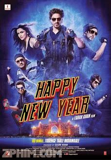 Chúc Mừng Năm Mới - Happy New Year (2014) Poster