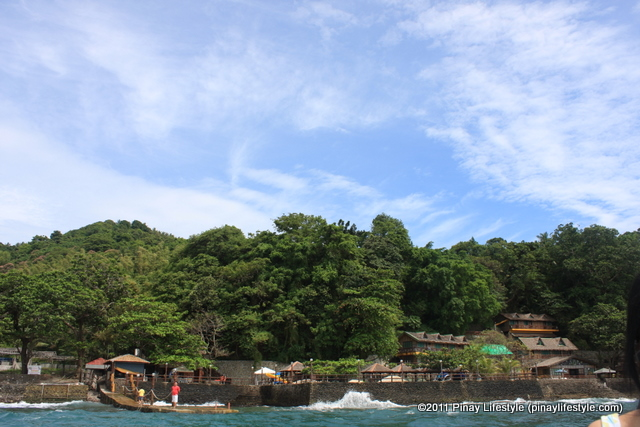 Dive and Trek Resort and Marine Sanctuary (San Pablo, Bauan, Batangas)