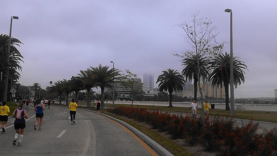 IMAG0324 Gasparilla Half Marathon 2013 {recap}