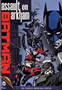Jaquette de Batman Assault on Arkham