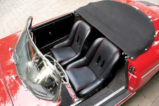 1957 Porsche 356A 1600 Sportster04