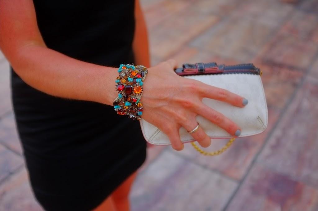 bejewelled bracelet