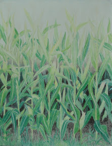 Corn Field - Original Art