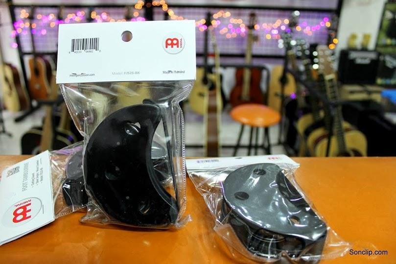 Trống Lục Lạc - Foot Tambourines FJS2S-BK