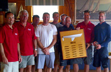 J/29 North Americans winners