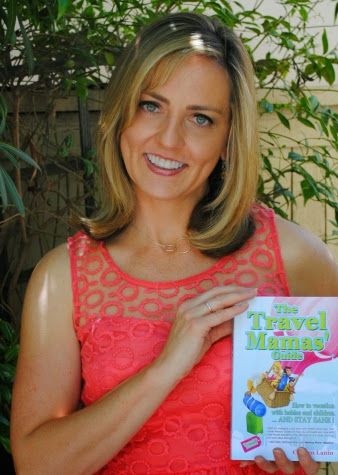 The Travel Mama, Colleen Lanin