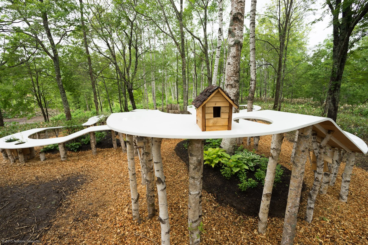 Forest Tale 森の食卓 eatable Garden:森英之氏