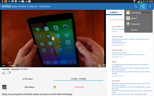 Viral Pro (YouTube Pop-up HD) v2.3.7 for Android