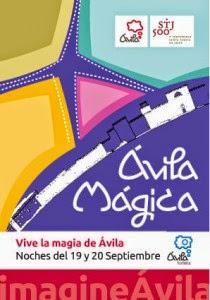 Cartel Ávila Mágica 2014