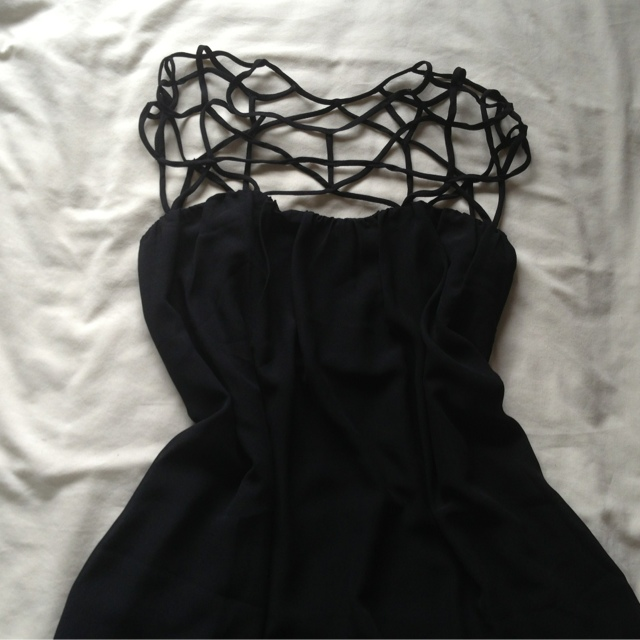 Chicwish Caged Dress