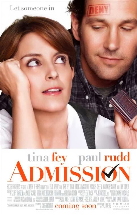 Poster Of English Movie Admission (2013) Free Download Full New Hollywood Movie Watch Online At Alldownloads4u.Com