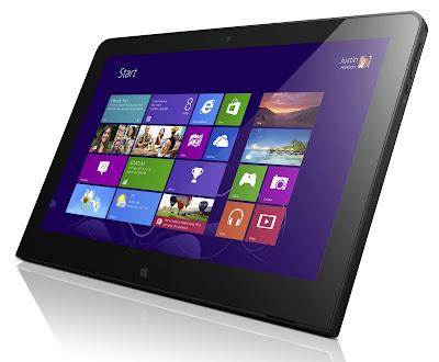 ThinkPad Helix:タブレットモード