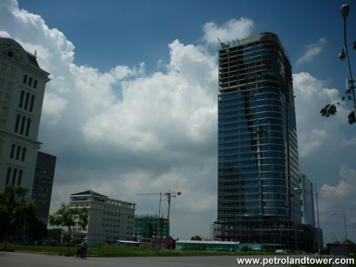 Bán Căn hộ Petroland Tower Nhận Nhà Ngay Thanh Toán 5 Năm