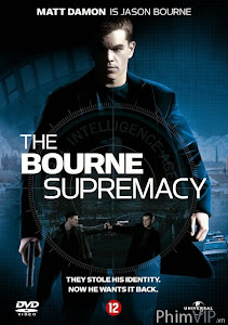 Quyền Lực Của Bourne - The Bourne Supremacy poster