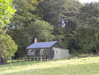 The Bothy in Earle
