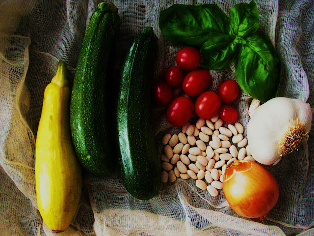 Nourish The Roots: Roasted Vegetable, White Bean, and ...