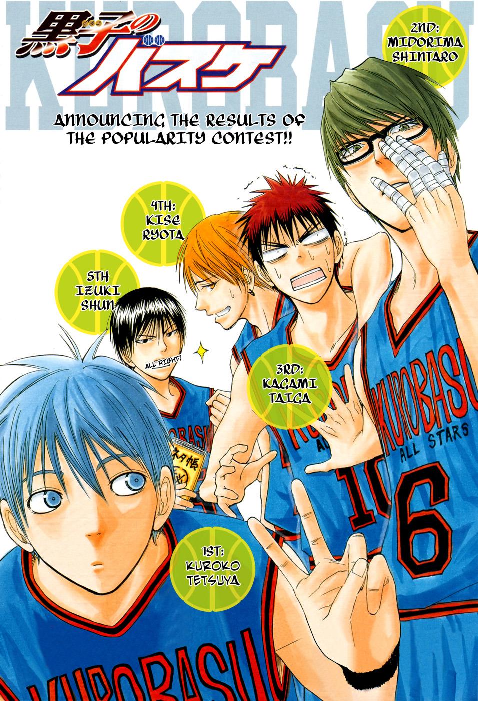 Kuroko no Basket Manga Chapter 89 - Image 21