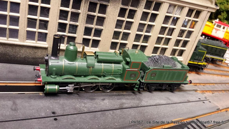Mes locomotives à vapeur... - Série limitée Club Jouef - 20141231_112135