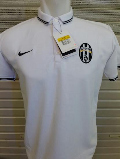 Jual Polo Juventus Putih Terbaru 2014-2015