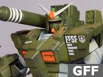 Earth Federation Forces (EFF) FA-78-1 Full Armor Gundam