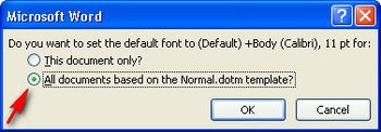 Font default 3