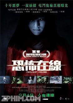 Khủng Bố Tại Tuyến - Twilight Online (2014) Poster