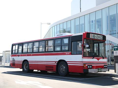 宗谷バス 1系統 ・617