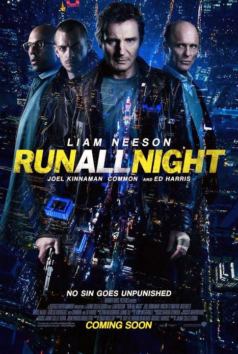 Νυχτερινή Καταδίωξη (Run All Night) Poster