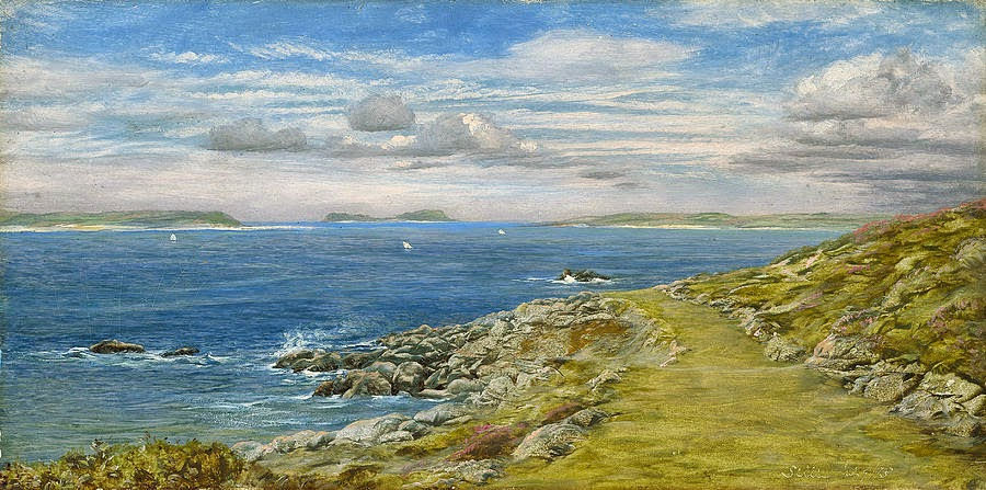 John Edward Brett - Garrison Walk