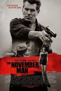 Sát Thủ Tháng 11 - The November Man poster