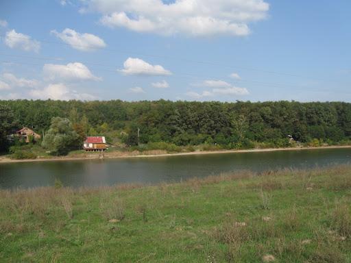 второй пруд Бугайка