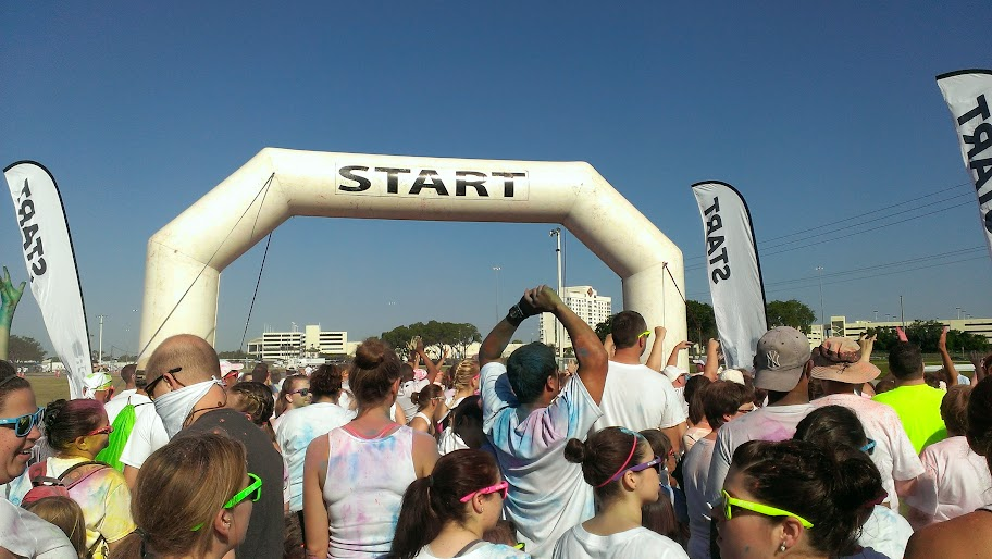 IMAG1954 Color Me Rad {recap}