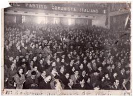 Delegati al V Congresso del Pci