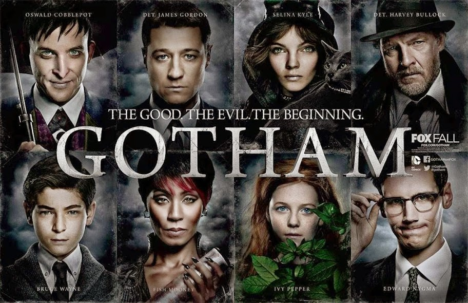 Gotham Season 1 (Fox)