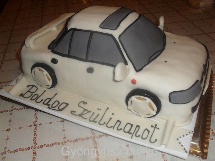 autós szülinapi képek Gyöngyusz konyhája és cukrászdája: További tortáim autós szülinapi képek
