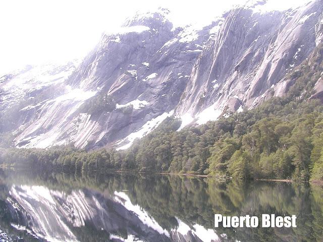 Lago Espejo, Puerto Blest, Patagonia, Argentina, Elisa N, Blog de Viajes, Lifestyle, Travel