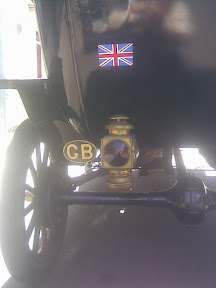 Model T Ford rear end