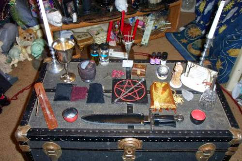 Circle Purification No Incense For Those With Allergies