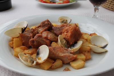 Carne de Porco Alentejana