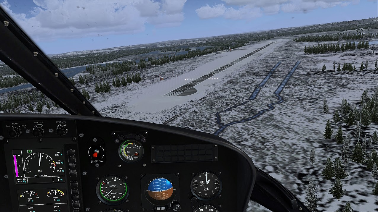 fsx    p3d sweden design 1 freeware