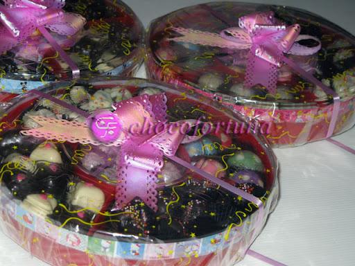 Parcel Coklat - Mini Parcel Lebaran 2011