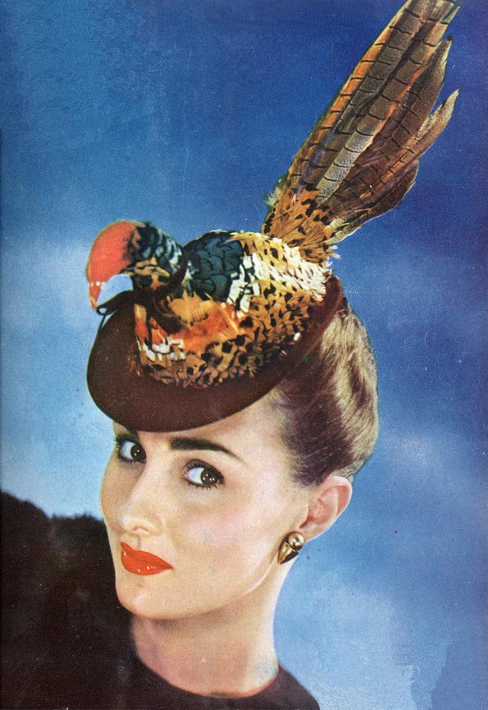 fred  u0026 ginger vintage  1940 u0026 39 s hats