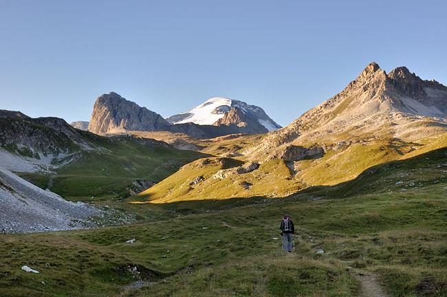 Traversée des Alpes, du lac Léman à la Méditerranée Gr5-mont-blanc-briancon-vallon-grande-motte-2