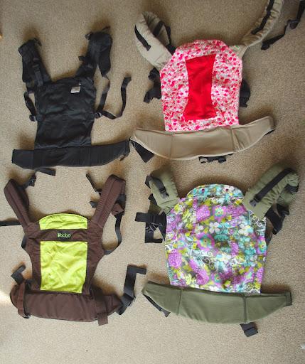 Ich liebe meine Kinderpack!