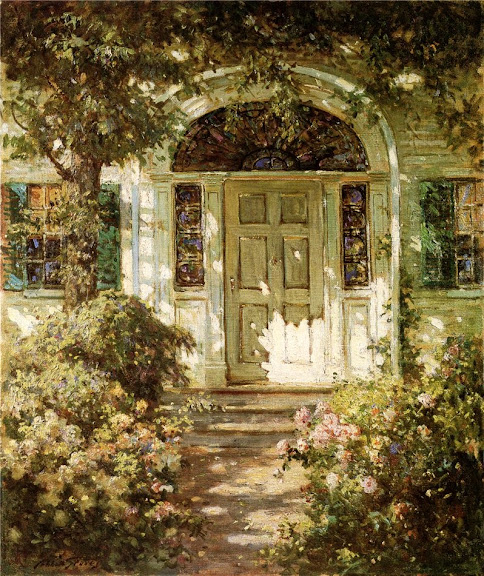 Abbott Fuller Graves - The Doorway