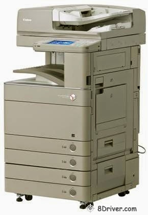 Download Canon iR-ADV C5051 Printers Drivers and install