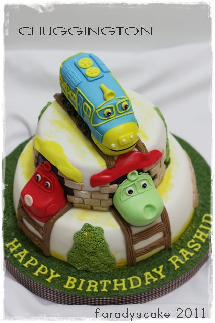 Chuggington   Where Everything Is Made With Love