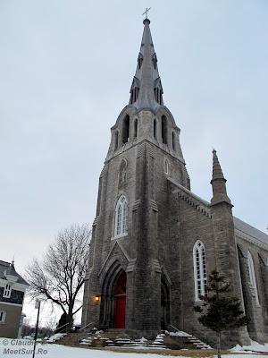 Pointe-Claire. Biserica